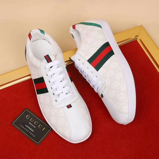 cheap quality Men's Gucci Shoes SKU 1465