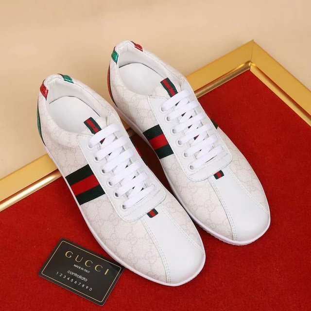 wholesale quality men's gucci shoes sku 1465
