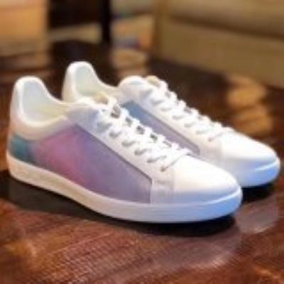 cheap quality Louis Vuitton Couples Shoes sku 7